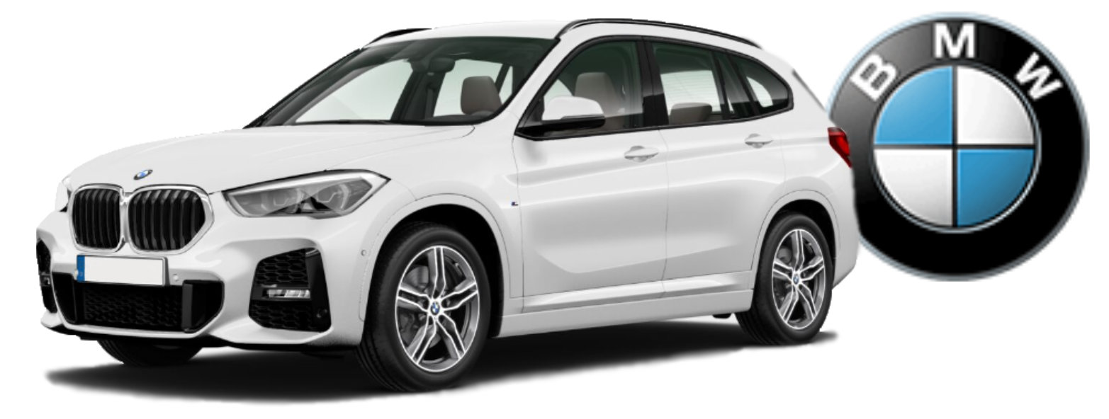 BMW X1 available on flexible short term car hire for both 3 and 6 months.