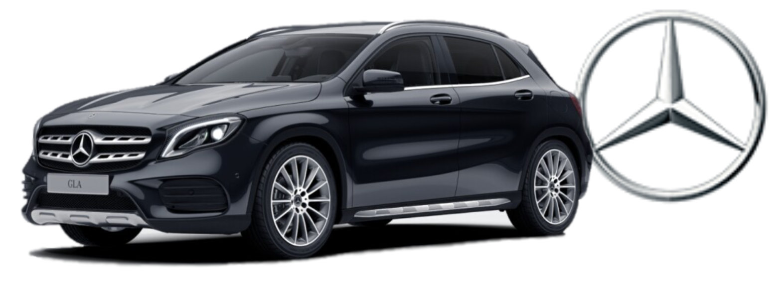 Mercedes GLA available on flexible short term car hire for both 3 and 6 months.