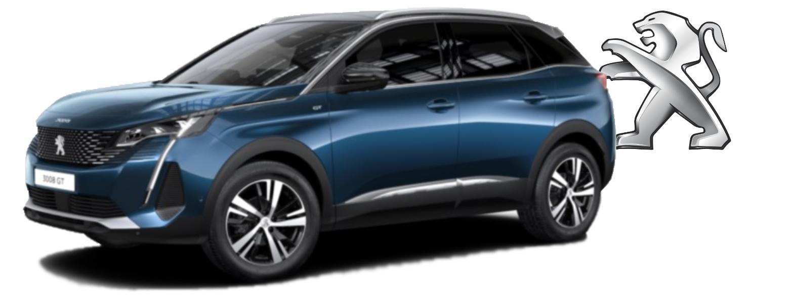 Bad Credit Peugeot 3008 Leasing