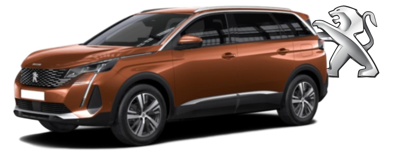 Bad Credit Peugeot 5008 Leasing